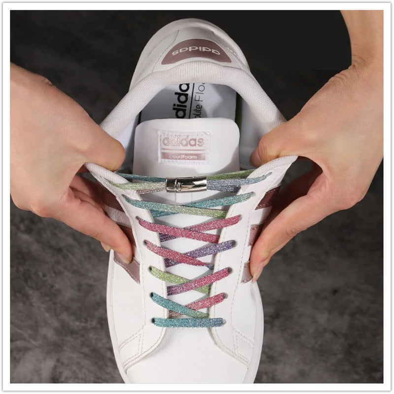 Magnetic No Tie Shoe Laces