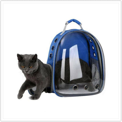 PREMIUM SPACE CAPSULE CAT CARRIER BACKPACK