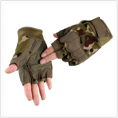 1 Pair Tactical Gloves