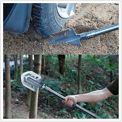 Multifunctional Outdoor Survival Tools