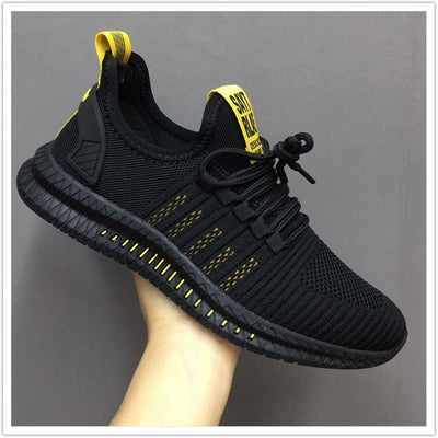 New Mesh Men Sneakers