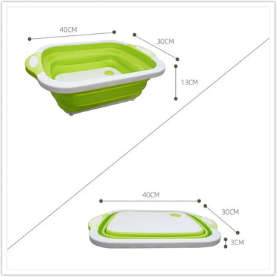 3 IN 1 MULTIFUNCTIONAL FOLDABLE COUNTERTOP