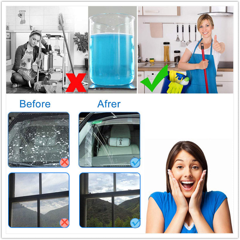 10tablet QUICK DISSOLVING CLEANING TABLET