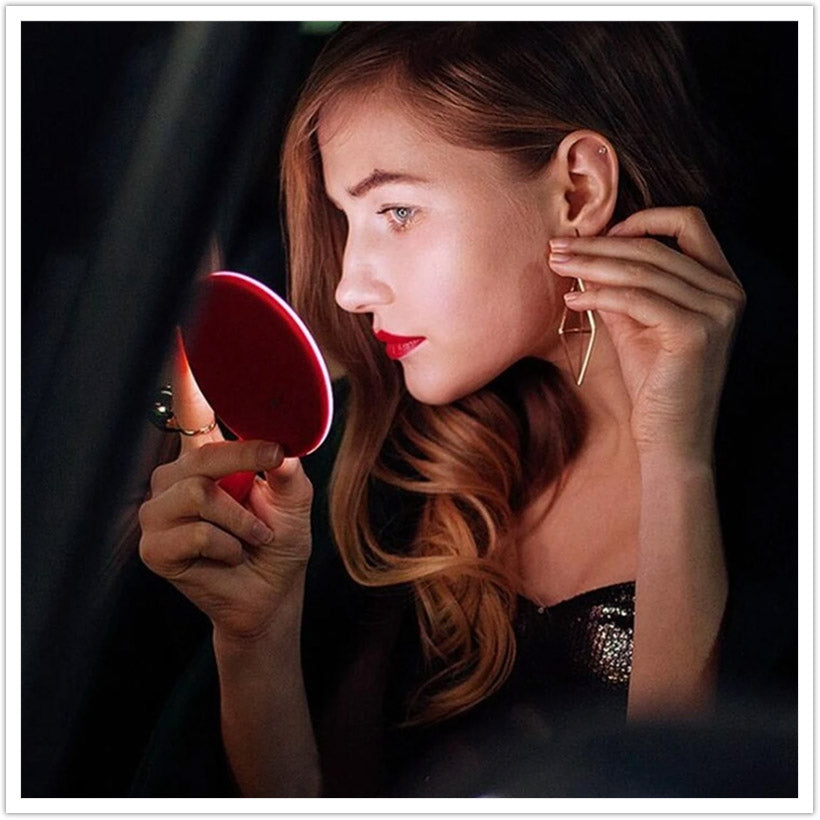 WIRELESS MAKEUP MIRROR