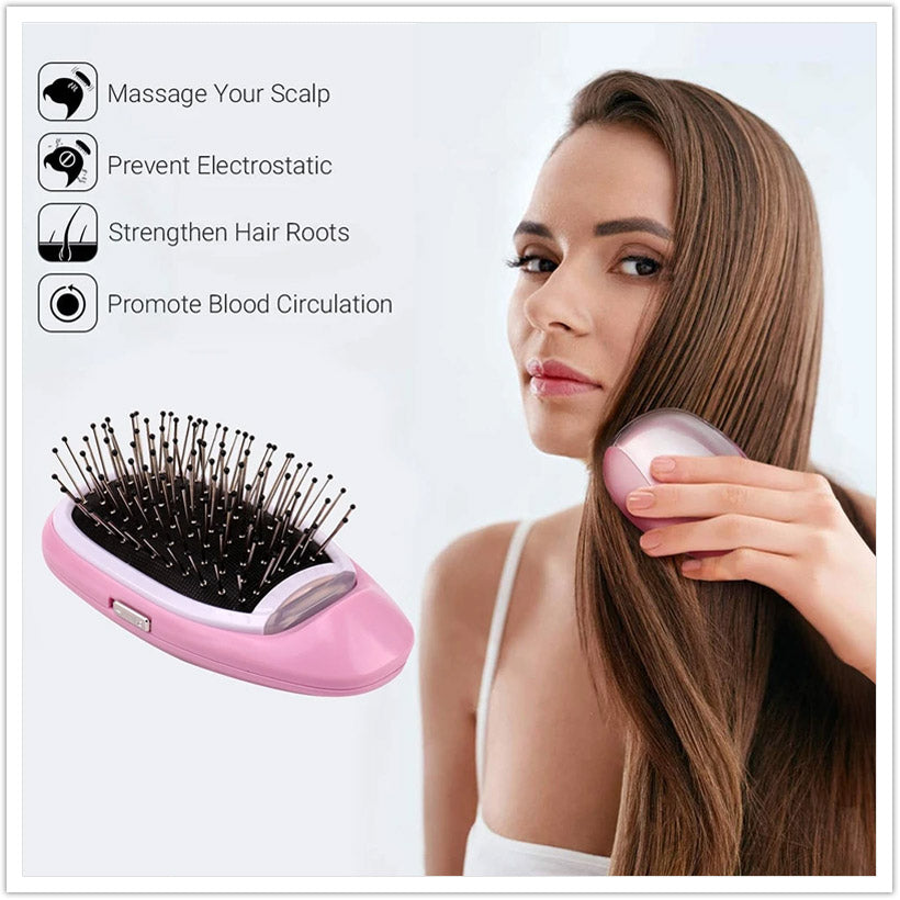 ELECTRIC HAIR BRUSH