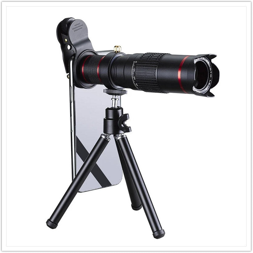22x ZOOM CELL PHONE TELESCOPE LENS