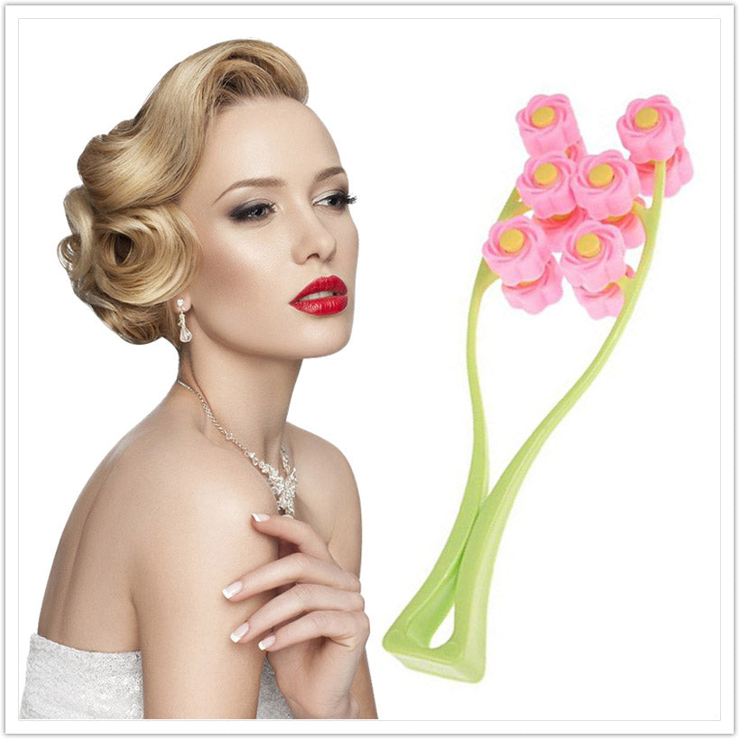 ANTI-WRINKLE FLOWER FACE ROLLER