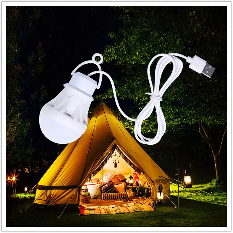Portable USB Camping Lights