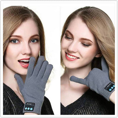 Bluetooth Smart Warm Hat & Gloves
