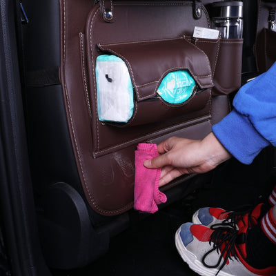 CAR ORGANIZING SEAT SAVER