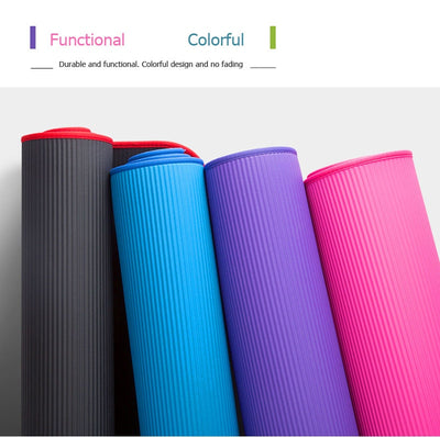 Industrial Thick Non slip Yoga Mat