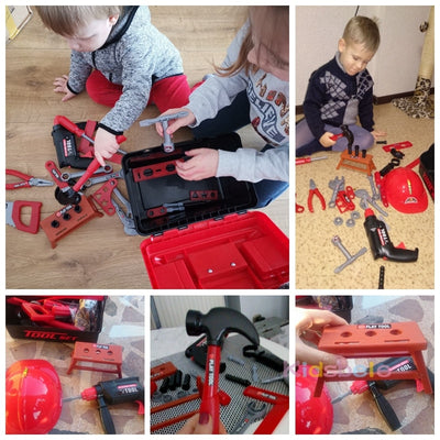 Kids Toolbox Kit