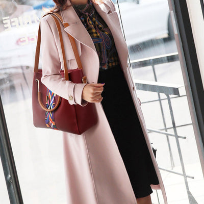 4Pcs Fashion bags for women