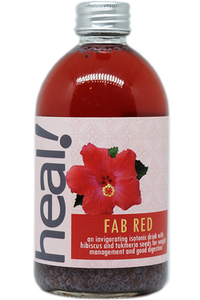Fab Red Probiotic Mix