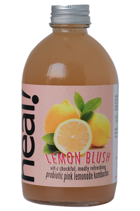 Lemon Blush Kombucha