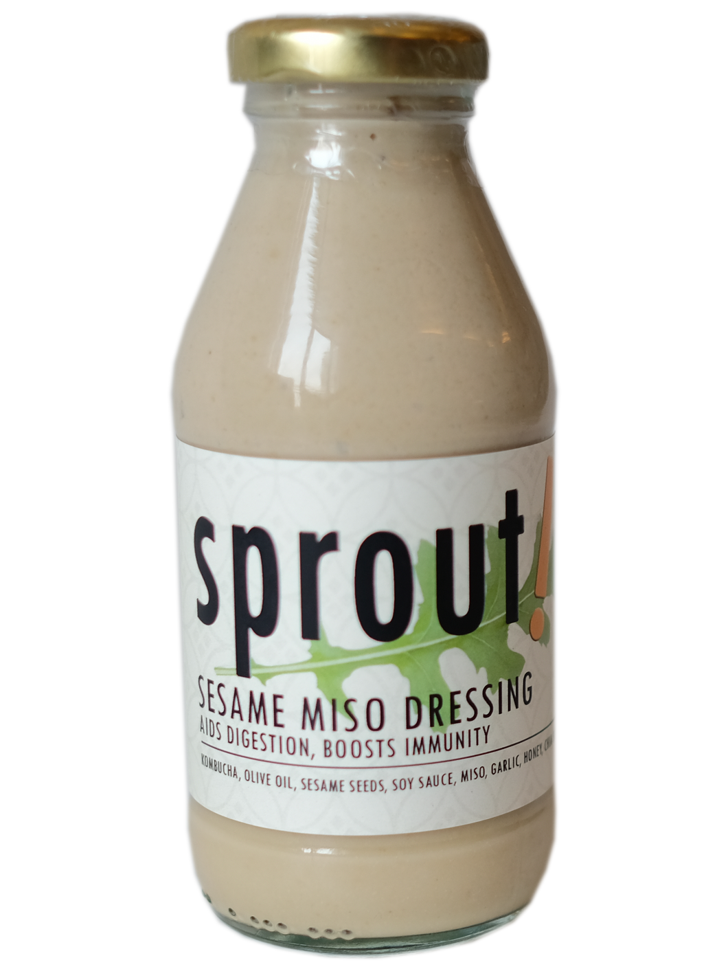 Sprout Sesame Salad Dressing