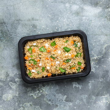 Ancient Grain Salad Healthy Meal Delivery