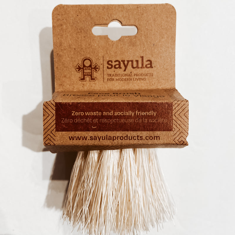Sayula Face Brush