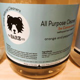 475G The Bare Co All Purpose 5X Concentrate