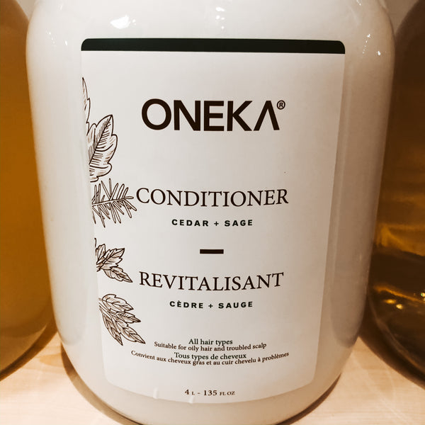 475G Oneka Conditioner - Cedar & Sage - The Alternative