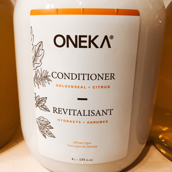 475G Oneka Conditioner - Goldenseal & Citrus   - The Alternative
