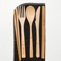 allBambu Cutlery - The Alternative