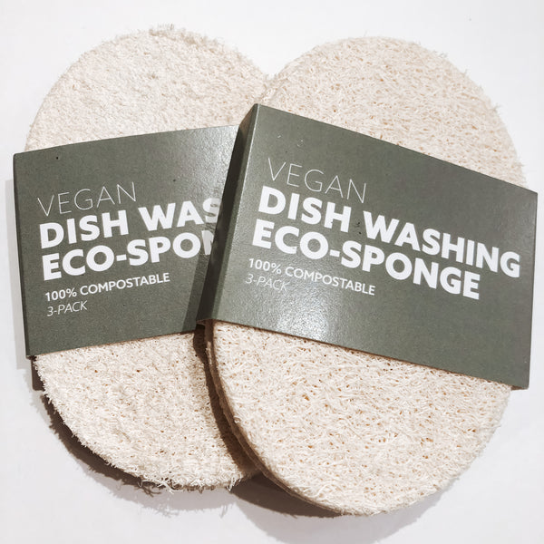 No Tox Life Biodegradable Eco-Sponges
