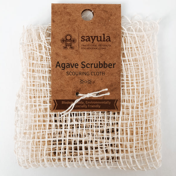 Sayula Agave Dish Scrubber - The Alternative