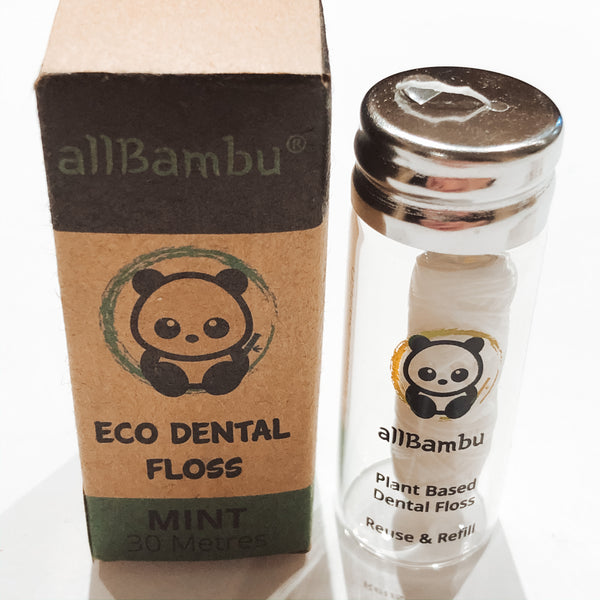 Eco Dental Floss - Mint