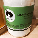 475G The Bare Co Powdered Laundry Soap