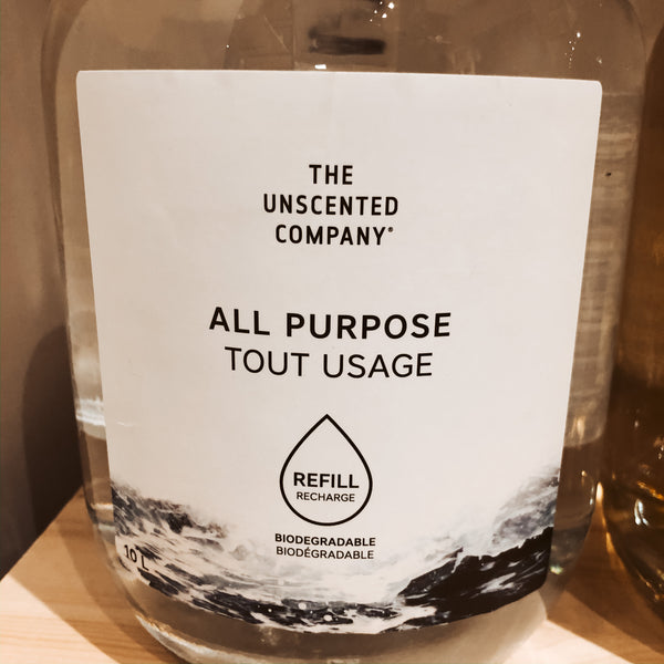 475G The Unscented Company All Purpose Cleaner - The Alternative