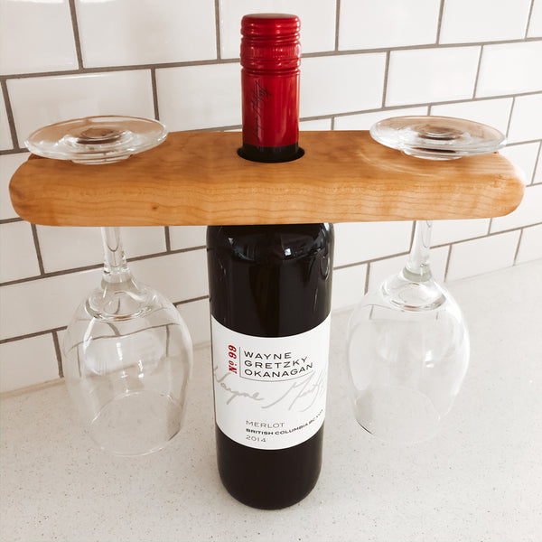 Windy Day Woodworking Wine Rack