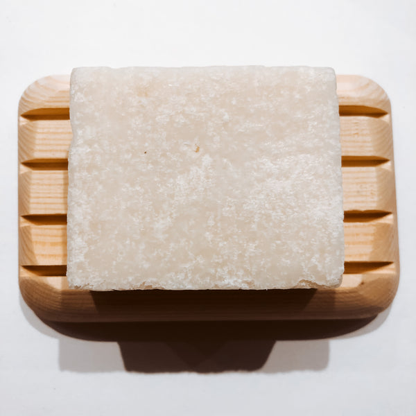Unwrapped Life Shave Soap Bar - Smooth n Salty
