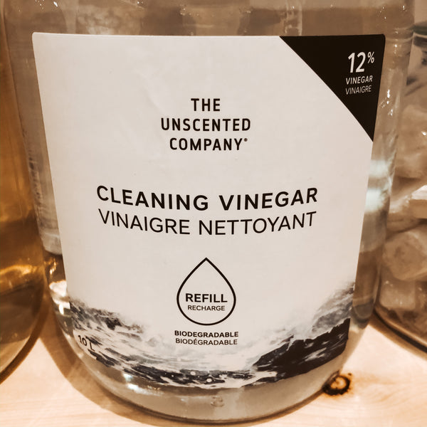 475G The Unscented Company Concentrated Cleaning Vinegar - The Alternative