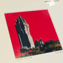 Load image into Gallery viewer, Wallace Monument