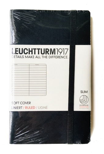 A6 Black Leuchtturm Notebook