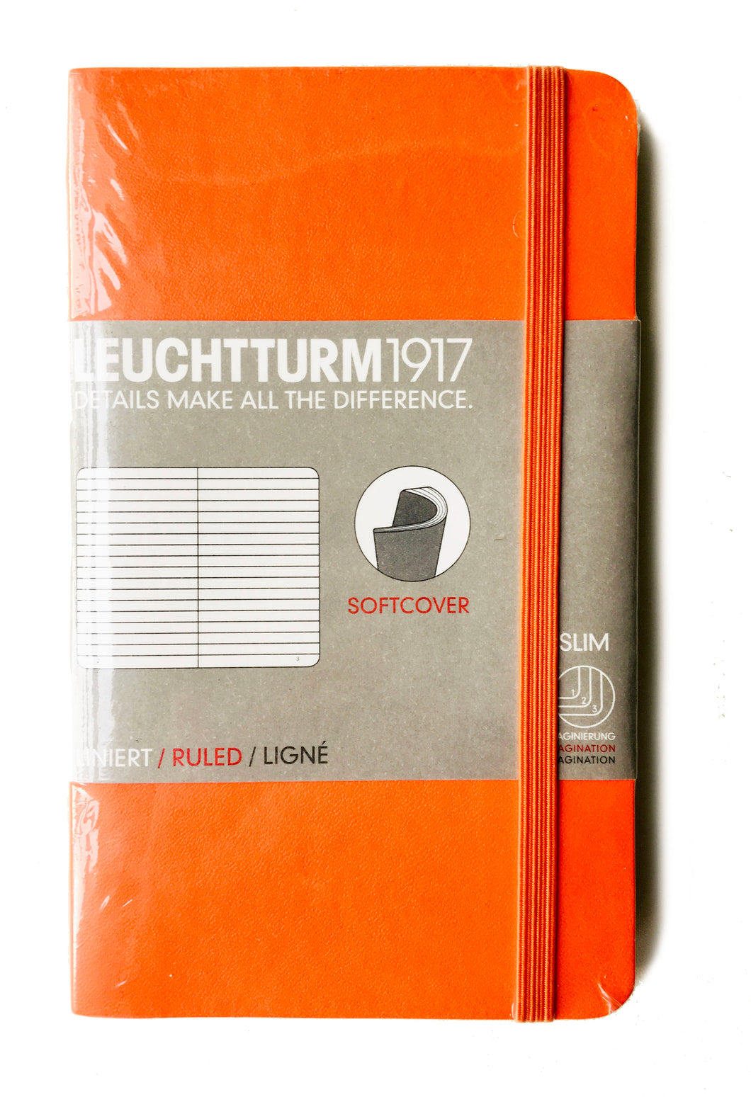 A6 Leuchtturm Notebook