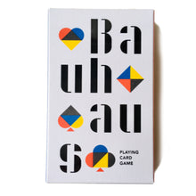 Load image into Gallery viewer, Bauhaus Playing Cards