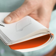 Load image into Gallery viewer, Leuchtturm Notebook - Orange