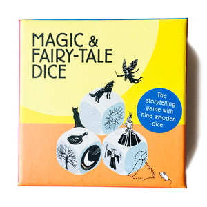Magic & Fairy Tale Dice
