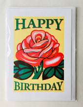 Load image into Gallery viewer, Letterpress Birthday Cards