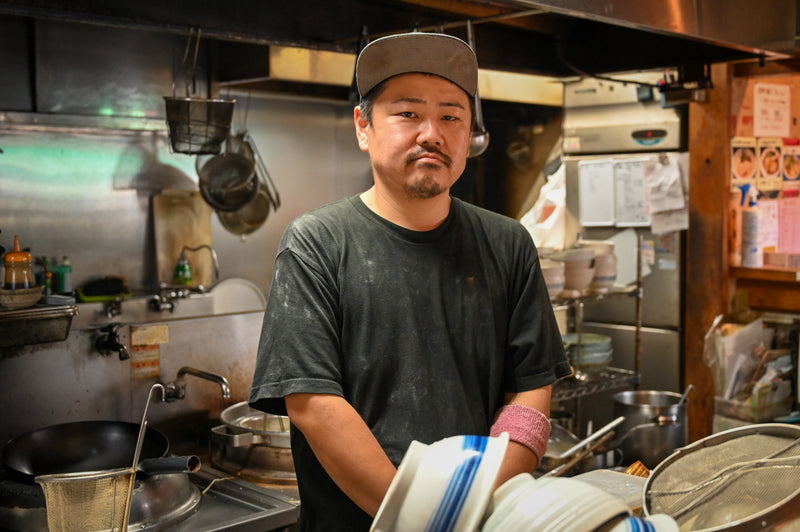 The Daily Life of a Tokyo Ramen Master (Q&A)