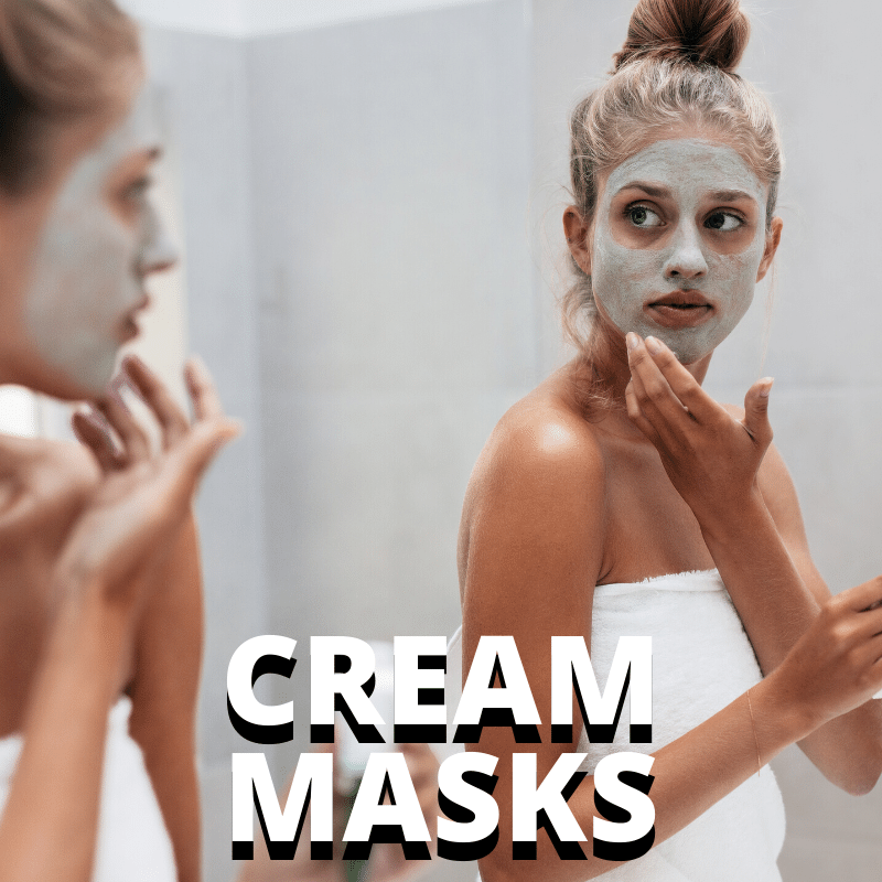 Cream Masks