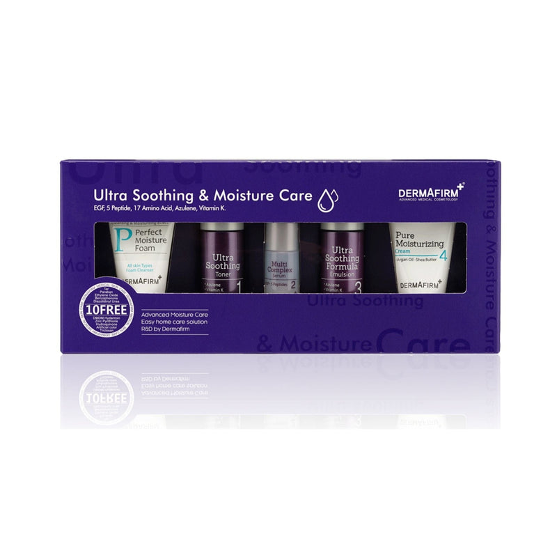 Ultra Soothing & Moisture Care - Starter Kit