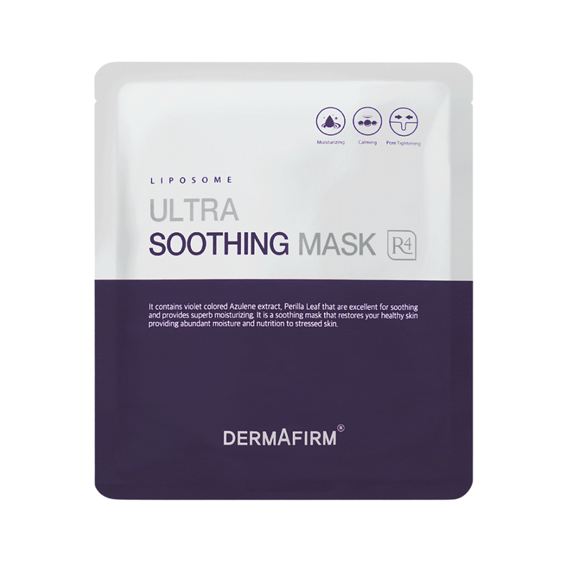 Ultra Soothing Mask R4 - 30g (5 Packs)