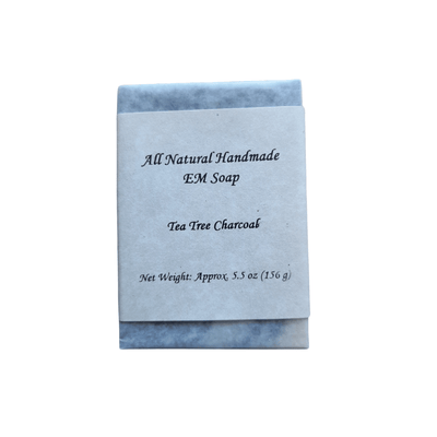 EM Soap-Tea Tree Charcoal