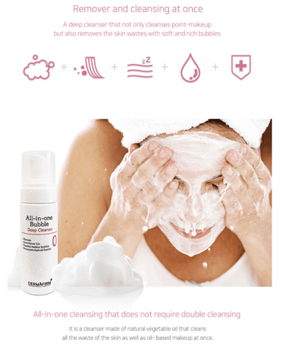 All-in-one Bubble Cleanser - 150ml