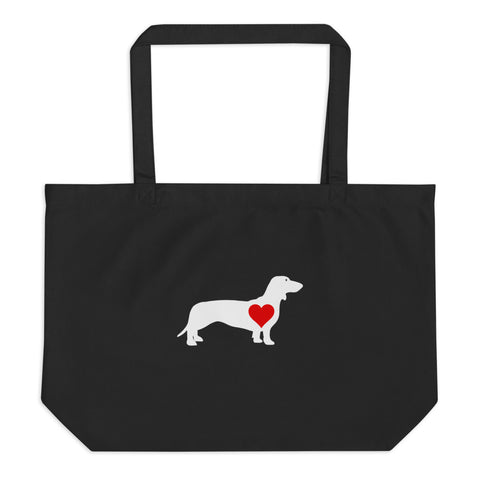 Grand Tote Bag Solide