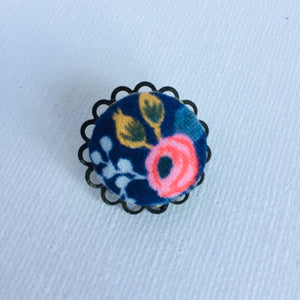 Lovely Floral Pin 2