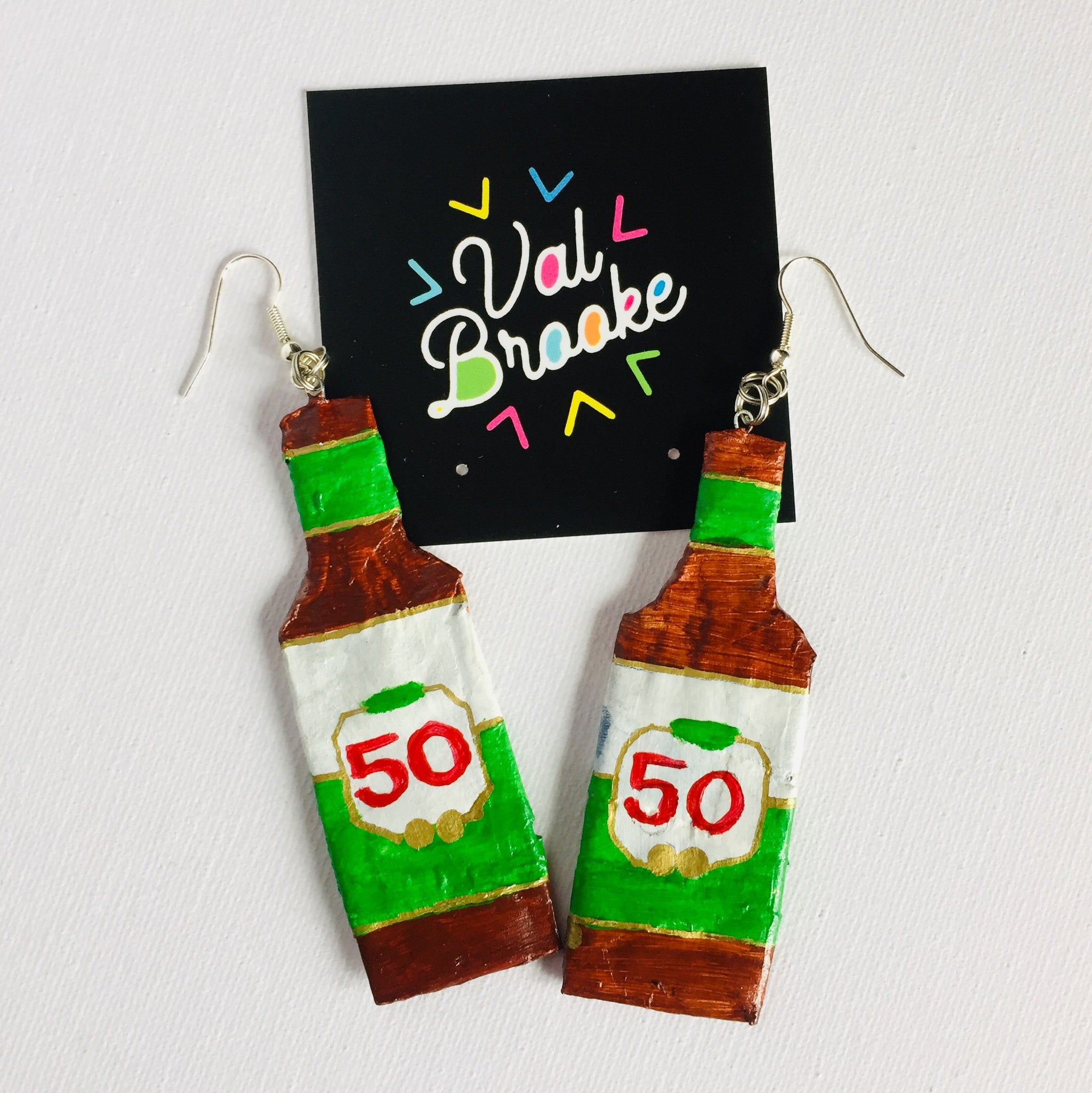 50 Earrings
